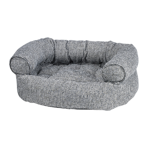 Bowsers Chenille Double Donut Bolstered Nesting Dog Bed — Lakeside