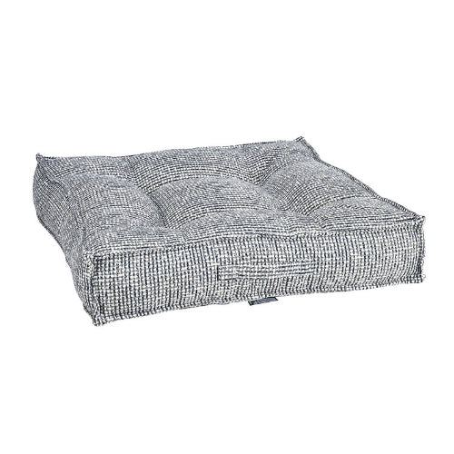 Bowsers Pet Chenille Tufted Square Piazza Nesting Dog Bed — Lakeside