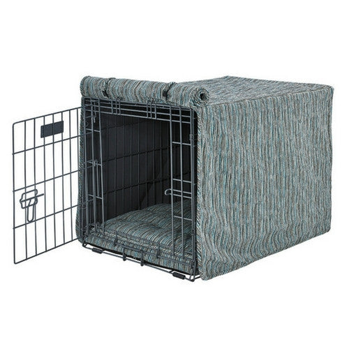 Bowsers Pet Products Chenille Luxury Dog Crate Cover — Teaka