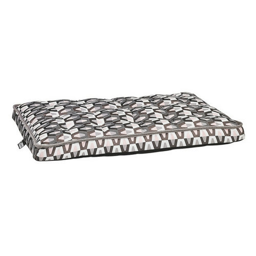 Bowsers Pet Micro Jacquard Luxury Dog Crate Mattress Pad — Venus