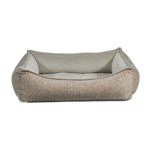 Bowsers Oslo Ortho Cool Gel Memory Foam Nesting Dog Bed — Wheat