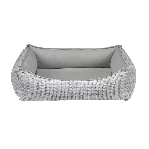 Bowsers Oslo Ortho Memory Foam Nesting Dog Bed — Glacier and Granite
