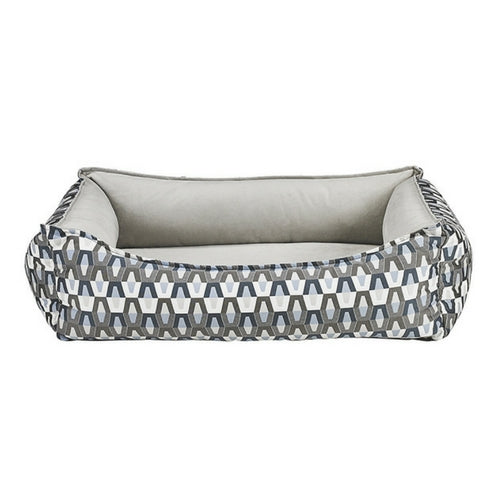Bowsers Oslo Ortho Cool Gel Memory Foam Nesting Dog Bed — Titan