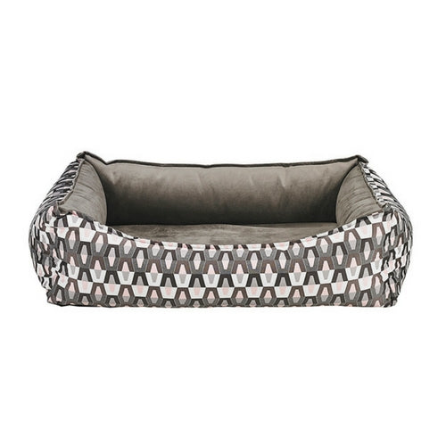 Bowsers Oslo Ortho Cool Gel Memory Foam Nesting Dog Bed — Venus