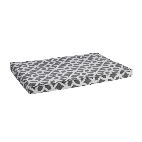 Bowsers Pet Chenille Cool Gel Memory Foam Mattress Crate Pad — Palazzo