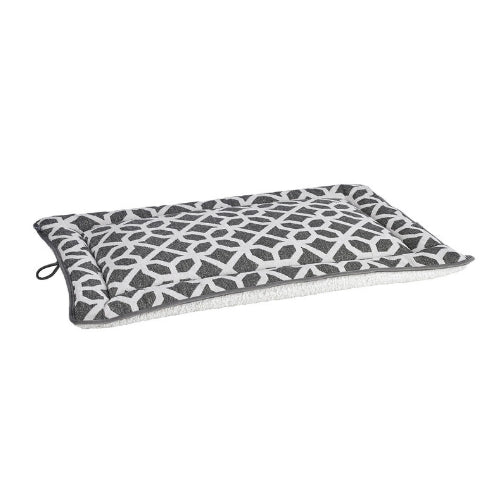 Bowsers Pet Cosmopolitan Mat Travel Dog Bed — Chenille Palazzo Side
