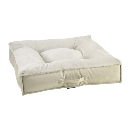 Bowsers Pet Tufted Square Piazza Nesting Dog Bed — Cloud Dream Fur