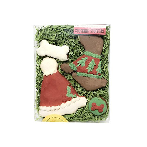 Bubba Rose Biscuit Company Stocking Stuffers Gourmet Dog Treat Box
