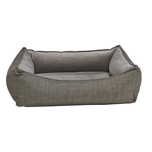 Bowsers Oslo Ortho Cool Gel Memory Foam Nesting Dog Bed — Driftwood