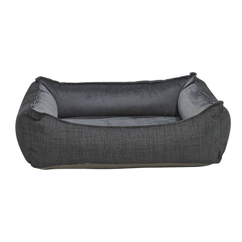 Bowsers Oslo Ortho Cool Gel Memory Foam Nesting Dog Bed — Storm
