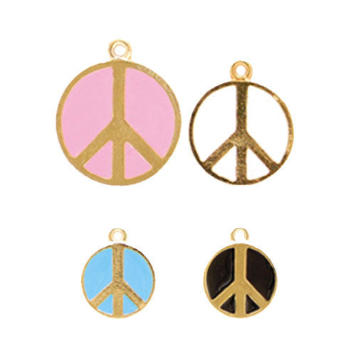 Peace Sign Tag