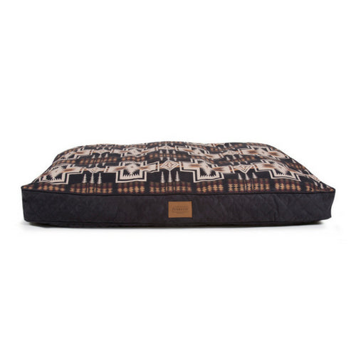 Carolina Pet Company Classic Pendleton Napper Dog Bed — Harding Front View