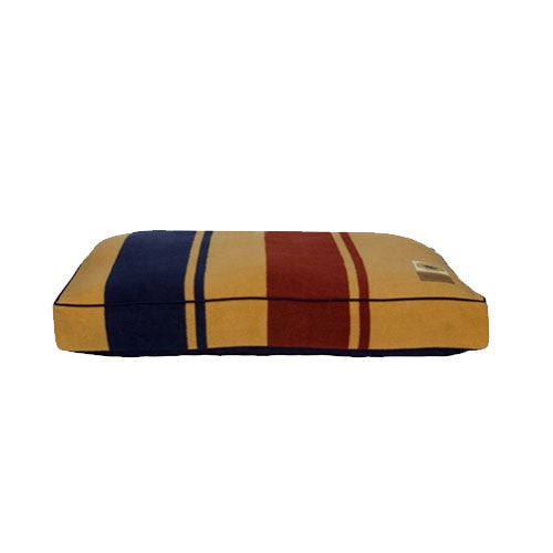 Carolina Pet Company Pendleton Dog Bed — Yellowstone National Park