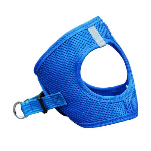 Doggie Design American River Choke Free Dog Harness — Cobalt Blue Side View