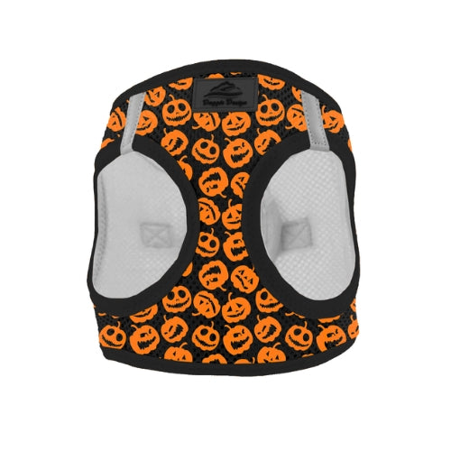 Doggie Designs American River Halloween Harness — Jack-o-Lanterns