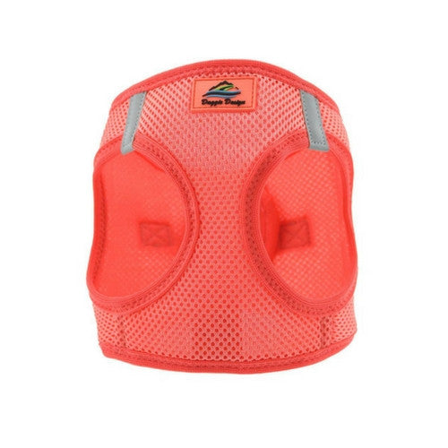 Doggie Design American River Choke Free Dog Harness — Coral
