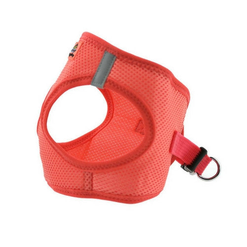 Doggie Design American River Choke Free Dog Harness — Coral Side View