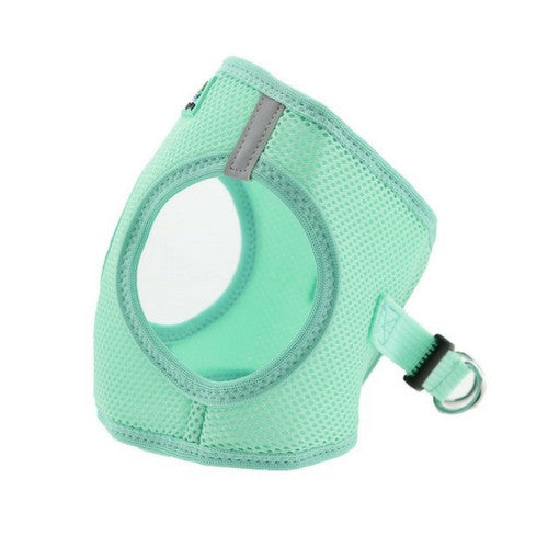 Doggie Design American River Choke Free Dog Harness — Teal Side View