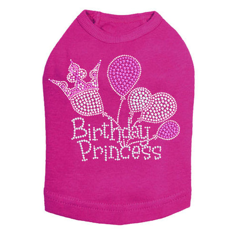 Birthday Princess Tank