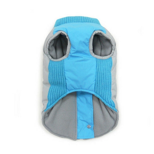 Dogo Pet Fashions Mountain Hiker Winter Dog Coat Front View