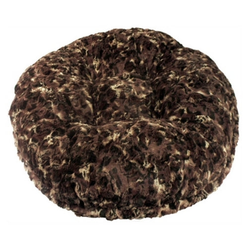 Doggy Wrappers Camouflage Round Nesting Dog Bed