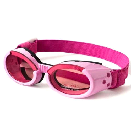 Doggles Dog Eye Protection ILS Goggles — Pink