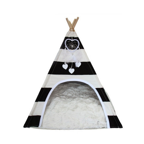 Hello Doggie Sweet Dreams Dog Teepee Bed