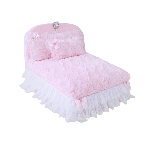 Hello Doggie Enchanted Nights Glamorous Dog Bed — Baby Doll