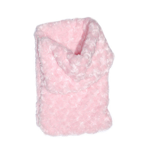 Hello Doggie Snuggle Pup Rosebud Cuddle Sleeping Bag — Pink