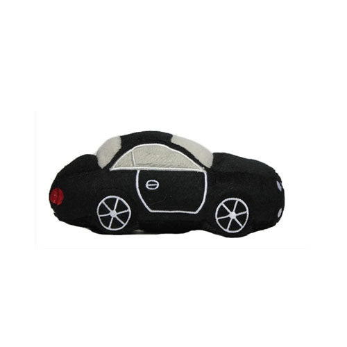 Haute Diggity Dog Furcedes Car Designer Plush Dog Toy Side View