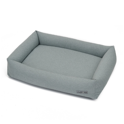 Jax & Bones Memory Foam Cuddler Orthopedic Dog Bed — Bailey Mist