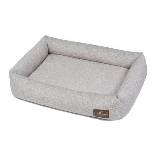 Jax & Bones Memory Foam Cuddler Dog Bed — Herringbone Horizon