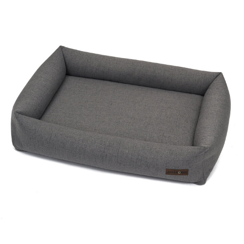 Jax & Bones Memory Foam Cuddler Orthopedic Dog Bed — Lark Graphite