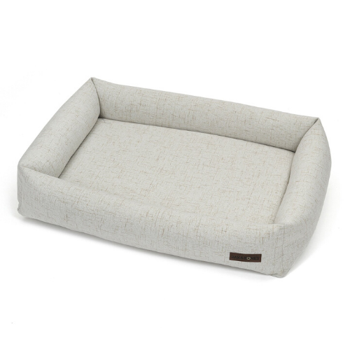 Jax & Bones Memory Foam Cuddler Orthopedic Dog Bed — Lark Ivory