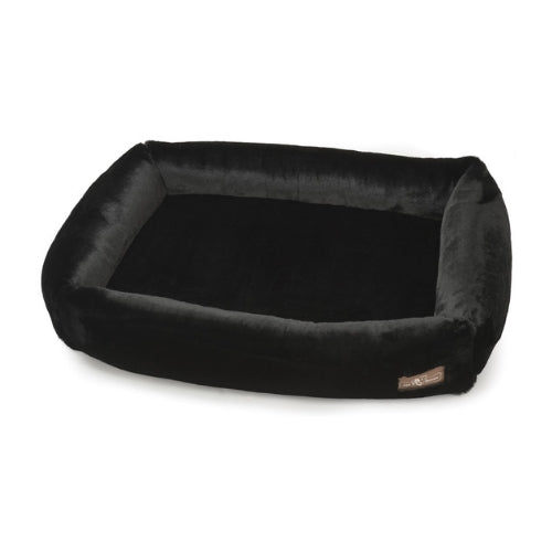 Jax & Bones Memory Foam Cuddler Dog Bed — Mink Night
