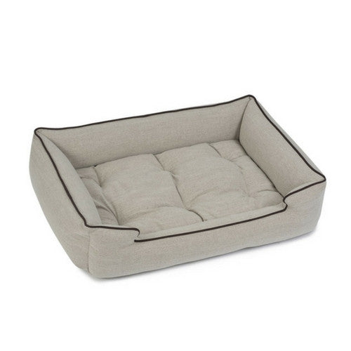 Jax & Bones Sleeper Bolstered Rectangluar Dog Bed — Windsor Linen