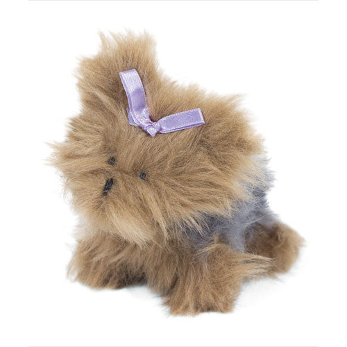 Oscar Newman Pipsqueak Puppy Small Breed Squeaky Dog Toy — Yorkie
