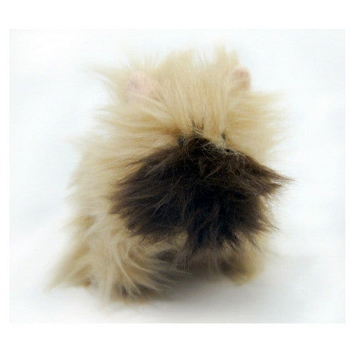 Oscar Newman Pipsqueak Puppy Small Squeaky Dog Toy — Brussels Griffon