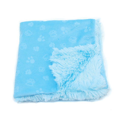 Sweet Dreams Blankie — Blue