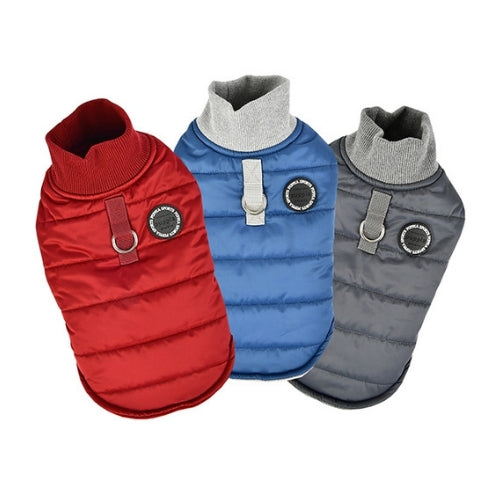 PUPPIA Wagner Winter Active Dog Coat Harness All Colors