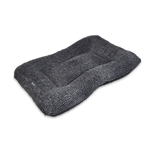 West Paw Heyday Dog Bed Crate Pad — Oatmeal Boulder