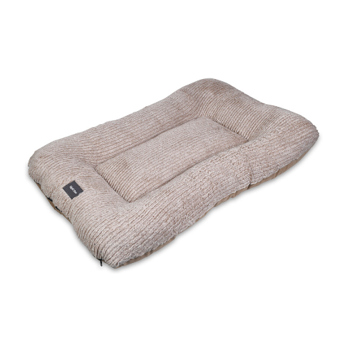West Paw Design Heyday Dog Bed Crate Pad — Oatmeal Heather