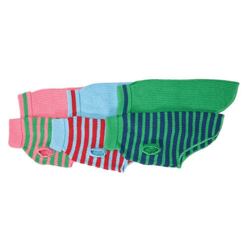 West Paw Design Reknitz Eco-Friendly Cotton Dog Sweater All Colors