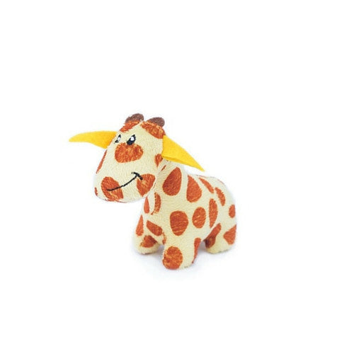 ZippyPaws Mini Giraffe Squeaky Toy