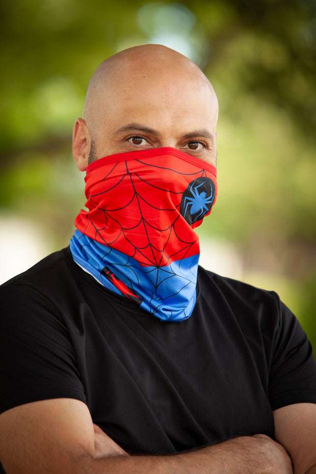 Spiderman Gaiter
