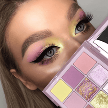 Load image into Gallery viewer, Baked Pastel Eyeshadow Palette - Momo Babe