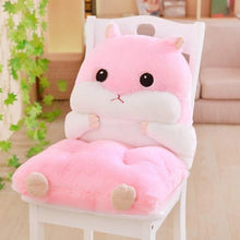 Load image into Gallery viewer, Cute Hamster Seat Cushion