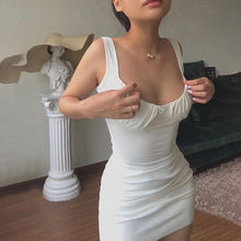 Load image into Gallery viewer, Ruched Bust Bodycon Dress - Momo Babe