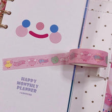 Load image into Gallery viewer, Kawaii Washi Tape