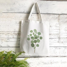 Load image into Gallery viewer, Colored Flower Tote Bag Collection - Momo Babe